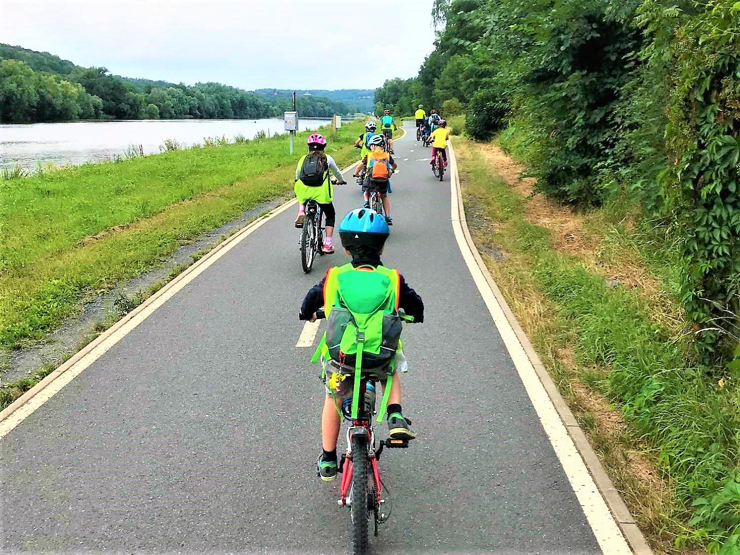 cyklotábor Ládví inlineškola